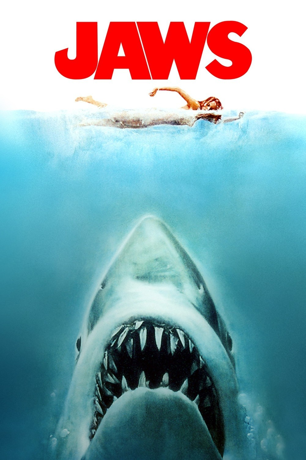 jaws movie posters